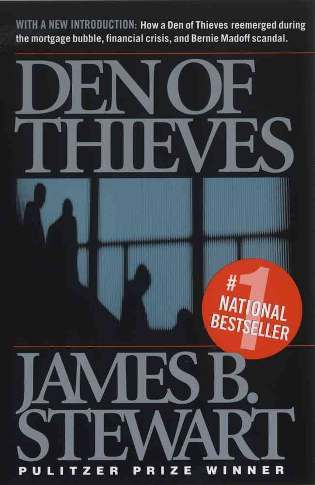 Den of Thieves By Stewart, James B.